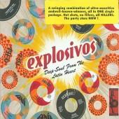 V.A. - 'Explosivos - Fania Boogaloo Singles'  CD