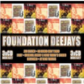 V.A. 'Foundation Deejays'  3-CD Box