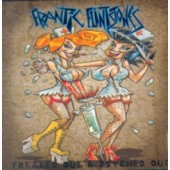 Frantic Flintstones 'Freaked Out & Psyched Out'  CD