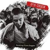 8°6 Crew 'Working Class Reggae'  LP+CD Red Vinyl