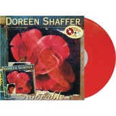 Shaffer, Doreen 'Adorable' LP+CD 180g coloured vinyl