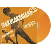 Caroloregians 'Pum Pum Hotel' LP+CD 180g coloured vinyl