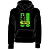 girlie hooded jumper 'Doreen Shaffer' all sizes
