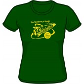 Girlie Shirt 'Skatalites - Originators' bottle green - sizes S - XXL