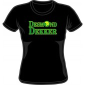 Girlie Shirt 'Desmond Dekker' - sizes small, medium, large