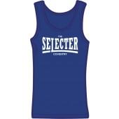 Girlie tanktop 'The Selecter' - sizes small, medium