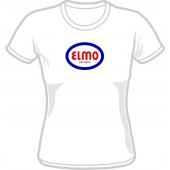 Girlie Shirt 'Elmo Records - all sizes