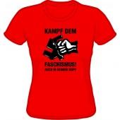 t-shirt 'Kampf dem Faschismus' all sizes