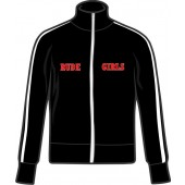 Girlie Sports Jacket 'Rude Girls' sizes small, medium