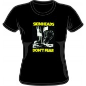 t-shirt 'Skinheads - Don't Fear' all sizes
