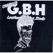 G.B.H. - 'Leather, Bristles, Studs and Acne'  CD