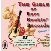 V.A. 'The Girls Of Rare Rockin Records Vol. 1'  CD