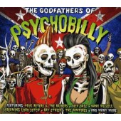 V.A. 'The Godfathers Of Psychobilly'  2-CD