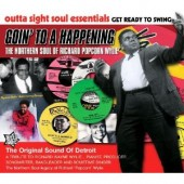 V.A. 'Goin' To A Happening – The Northern Soul Of Richard 'Popcorn' Wylie'  CD