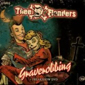 Thee Flanders 'Graverobbing'  CD+DVD