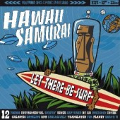 Hawaii Samurai 'Let There Be Surf'  LP