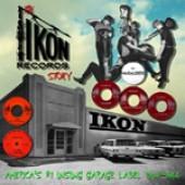 V.A.  'Ikon – America's #1 Unsung Garage Label 1964-1966'  2-LP