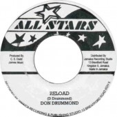 Drummond, Don 'Reload' + Clue J 'Little Willie' jamaica 7""