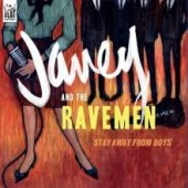 Janey & The Ravemen 'Stay Away From Boys'  LP