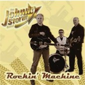 Johnny Storm Band 'Rockin' Machine'  CD
