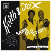 Keith & Tex 'Same Old Story'  LP+CD