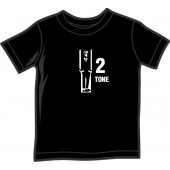 kids shirt 'Two Tone' 5 sizes