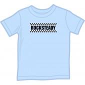 Kids Shirt 'Rocksteady' light blue, 5 sizes