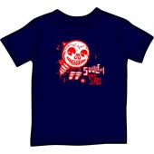 Kids Shirt 'CHema Skandal! - Soulful Ska' navy, 5 sizes