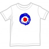 kids shirt 'Brushed Target' 5 sizes