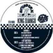 "King Django 'Avenue A'  10""EP"