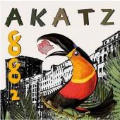 """Akatz 'A Go Go, 2'  10"""""""