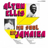 Ellis, Alton 'Mr. Soul Of Jamaica'  jamaica LP