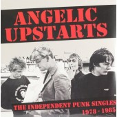 Angelic Upstarts 'Independent Punk Singles Collection'  2-LP