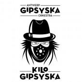 Antwerp Gipsy-Ska Orkestra 'Kilo Gipsyska'  LP