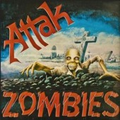 Attak 'Zombies'  LP