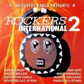 Pablo, Augustus 'Presents Rockers International Vol.2'  LP