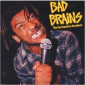 Bad Brains 'San Francisco Broadcast'  LP
