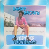 Brown, Barry 'Step It Up Youthman '  CD