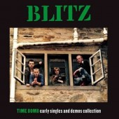 Blitz  'Time Bomb'  LP