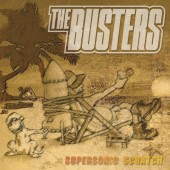 Busters 'Supersonic Scratch'  LP + CD