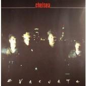 Chelsea 'Evacuate' 2-LP ltd. red vinyl