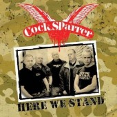 Cock Sparrer 'Here We Stand'  LP+CD+DVD