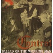 Control 'Ballad Of A Working Man'  LP