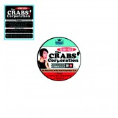 """Crabs Corporation 'The Many Faces Of'  10"""" mini-LP"""