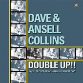 Collins, Dave & Ansell 'Double Up!!'  LP