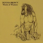 Brown, Dennis 'Words Of Wisdom'  LP