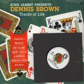Dennis Brown 'Tracks Of Life'  LP+7""