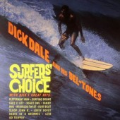 Dale, Dick & Deltones 'Surfer's Choice'  LP