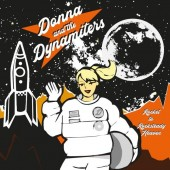 Donna and The Dynamiters 'Rocket To Rocksteady Heaven'  LP