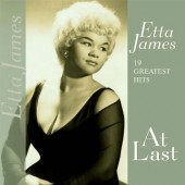 James, Etta 'At Last – 19 Greatest Hits'  LP